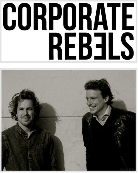 Corporate Rebels: pour que le travail soit plus fun