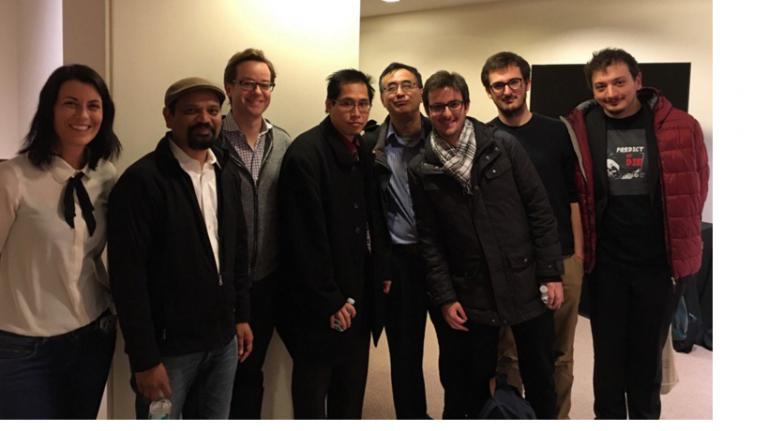 Conférence Data Driven NYC organisée par FirstMark et Axa