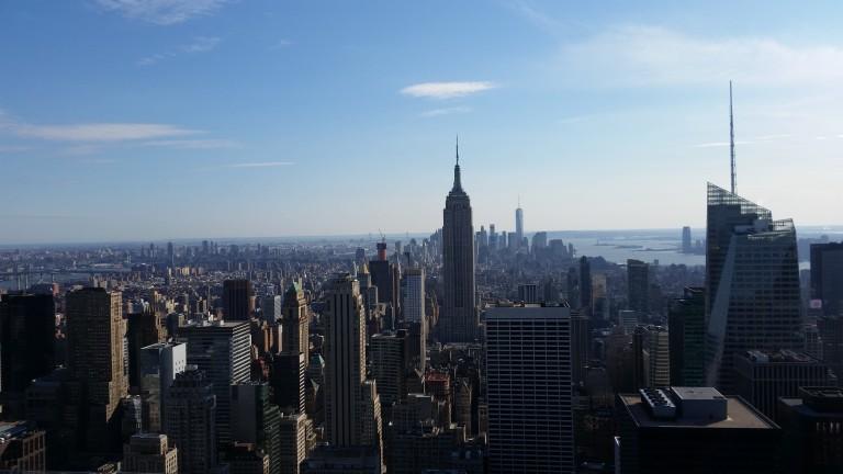 Mon expérience professionnelle à New York