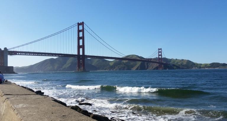 Premiers ressentis de San Francisco